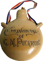 L.M. Pierron Stoneware – The Mystery Canteen