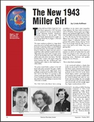 The New 1943 Miller Girl