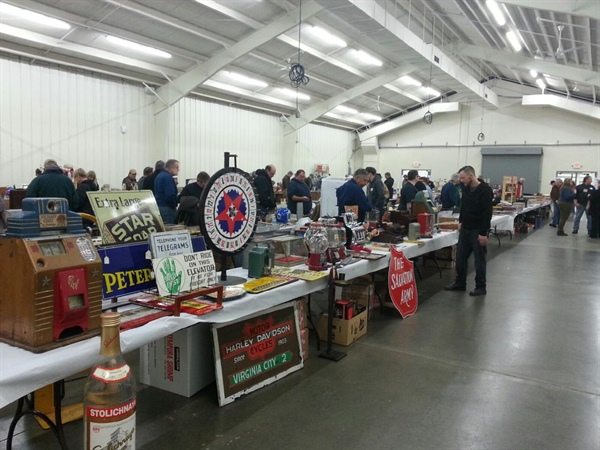 2019 Milwaukee Antique Bottle and Advertising Club Show and Sale
