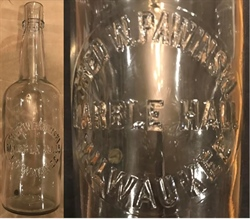 A Milwaukee Whiskey Bottle Tells a Forgotten Story